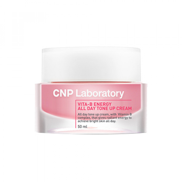 W-[CNP LABORATORY] Vita B Energy All Day Tone Up Cream - 50ml x 10ea