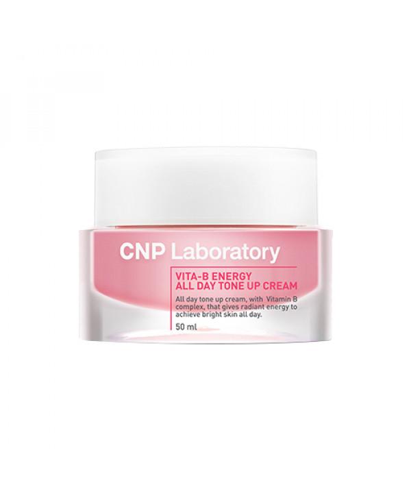 [CNP LABORATORY] Vita B Energy All Day Tone Up Cream - 50ml(Free gift)
