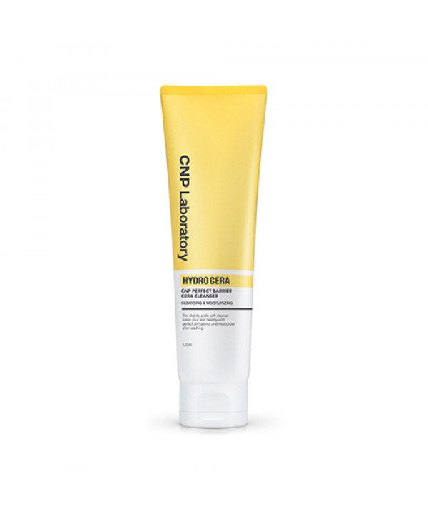 [CNP LABORATORY] Perfect Barrier Cera Cleanser (2020) - 120ml(Free gift)