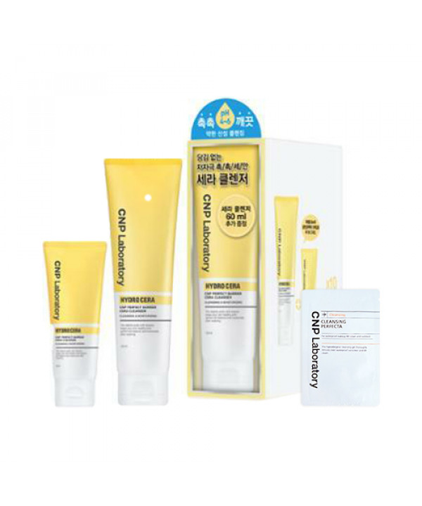 [CNP LABORATORY] Perfect Barrier Cera Cleanser Special Edition - 1pack (3items)