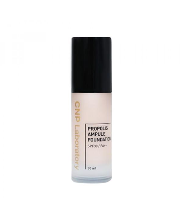 [CNP LABORATORY] Propolis Ampule Foundation - 30ml(Free gift)