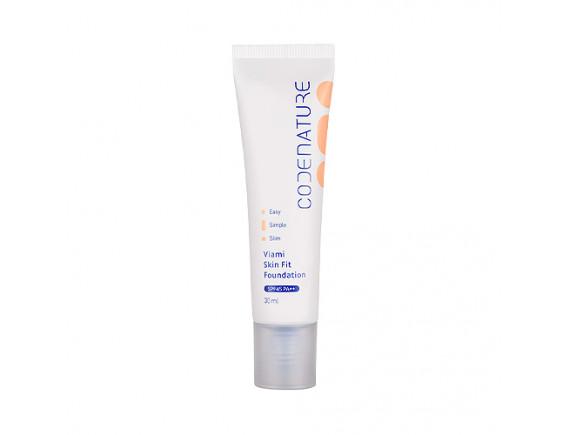 [CODENATURE] Viami Skin Fit Foundation - 30ml (SPF45 PA++)