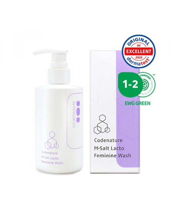 [CODENATURE] M Salt Lacto Feminine Wash - 200ml