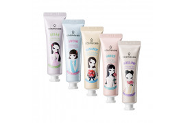 [COSMETEA_LIMITED] Tea Cafe Hand Cream Gift Set - 1pack (5pcs) (EXP 2021.07.19)