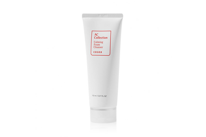 [COSRX] AC Collection Calming Foam Cleanser - 150ml