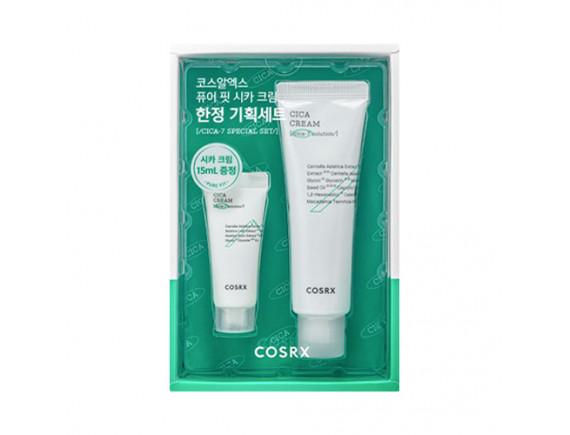 [COSRX] Pure Fit Cica Cream Special Set - 1pack (2items)