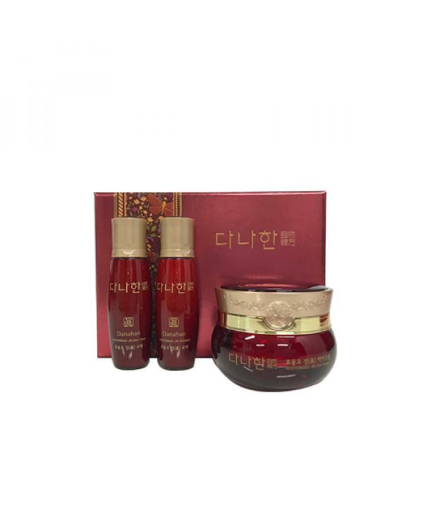 [DANAHAN] Hyoyonggo Jin Eye Cream - 1pack (3items)