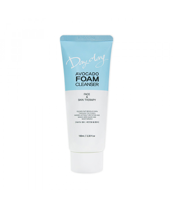 [DAYDAY] Avocado Foam Cleanser - 100ml