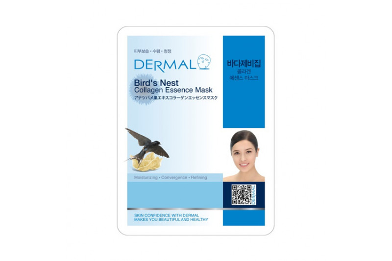 [DERMAL] Collagen Essence Mask - 1pcs