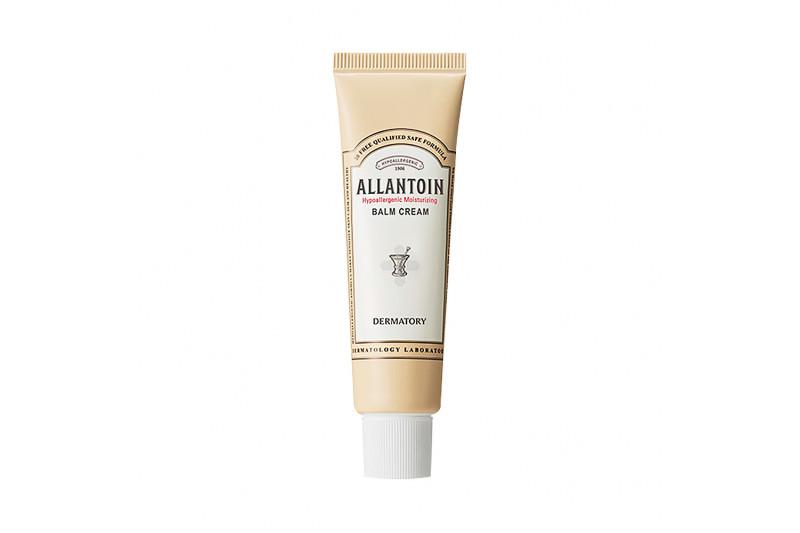 W-[DERMATORY] Hypoallergenic Moisturizing Balm Cream - 50ml x 10ea