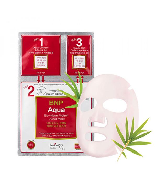[DM.Cell] BNP Aqua Bio Nano Protein Aqua Mask - 1pcs
