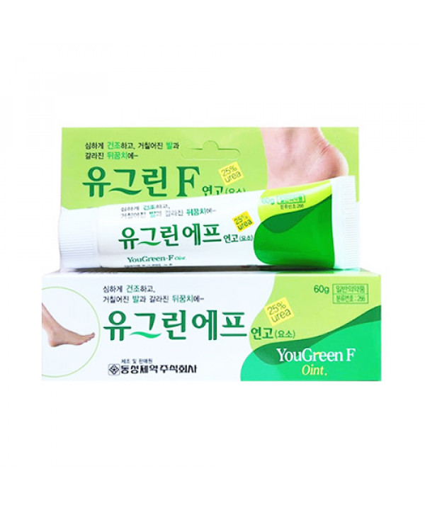 [DONGSUNG] You Green F Ointment - 60g