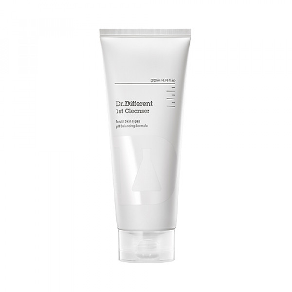 [Dr.Different] 1st Cleanser - 200ml