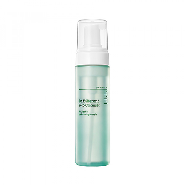 [Dr.Different] Zero Cleanser (For Oily Skin) - 200ml