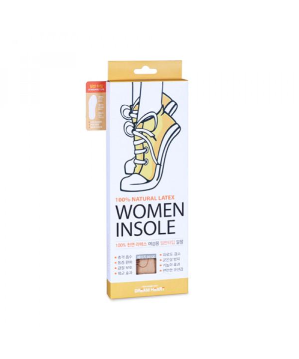 [DREAM HEART] Natural Latex Women Standard Type Insole - 1pack