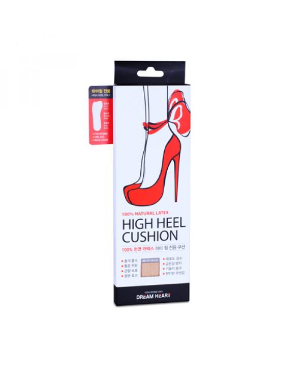 [DREAM HEART] 100% Natural Latex High Heel Cushion - 1pack