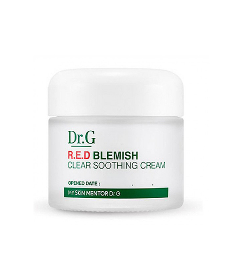 DrG Red Blemish Clear Soothing Cream 70ml
