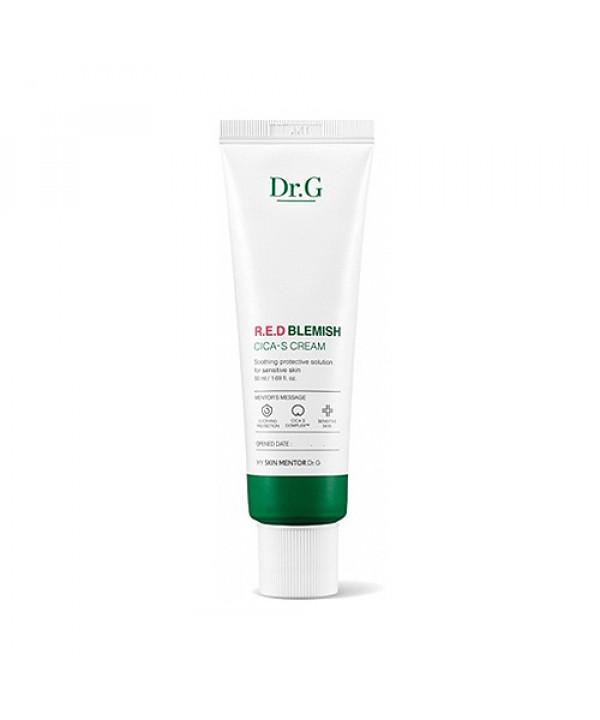 W-[Dr.G] Red Blemish Cica S Cream - 50ml x 10ea