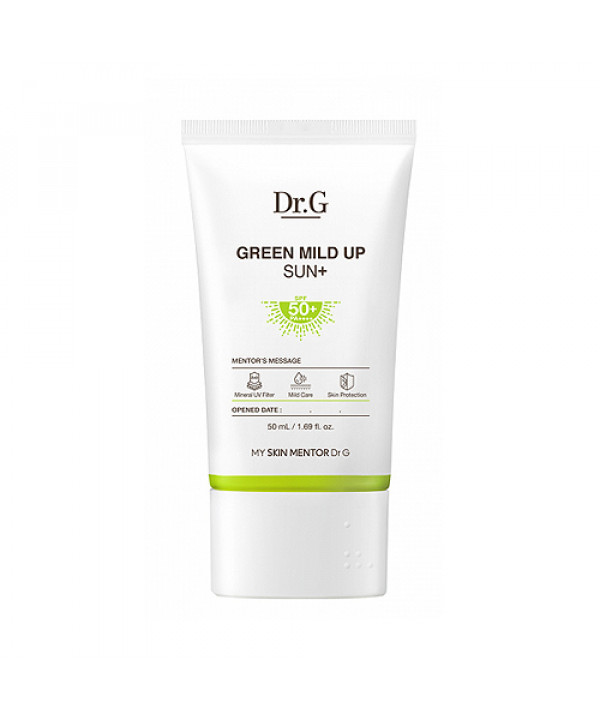 [Dr.G] Green Mild Up Sun Plus - 50ml (SPF50+ PA++++)