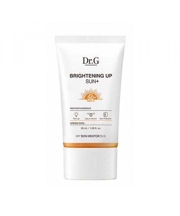 W-[Dr.G] Brightening Up Sun Plus - 50ml (SPF50+ PA+++) x 10ea