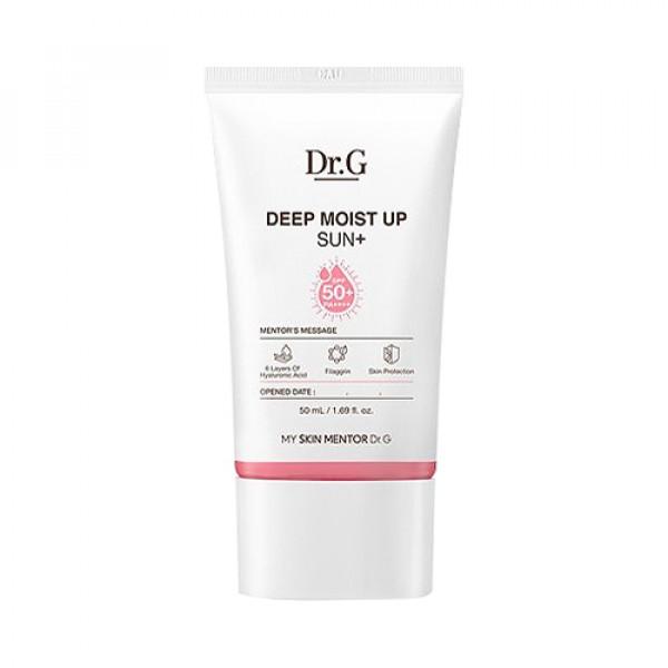 [Dr.G] Deep Moist Up Sun Plus - 50ml (SPF50+ PA++++)