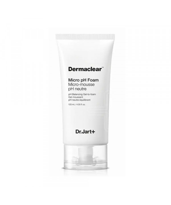 [Dr.Jart] Dermaclear Micro pH Foam - 120ml