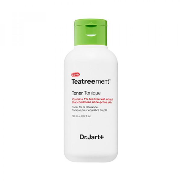 [Dr.Jart] Ctrl A Teatreement Toner - 120ml