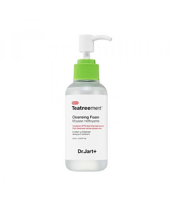 [Dr.Jart] Ctrl A Teatreement Cleansing Foam - 120ml