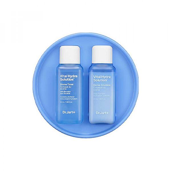 [Dr.Jart] Vital Hydra Solution Biome Skincare Mini Duo - 1pack (2items)