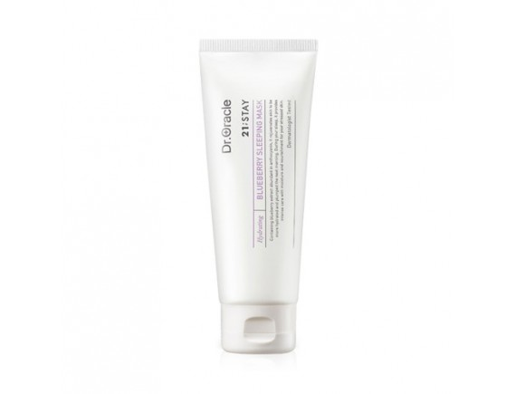 [DR.ORACLE] 21 Stay Blueberry Sleeping Mask - 100ml