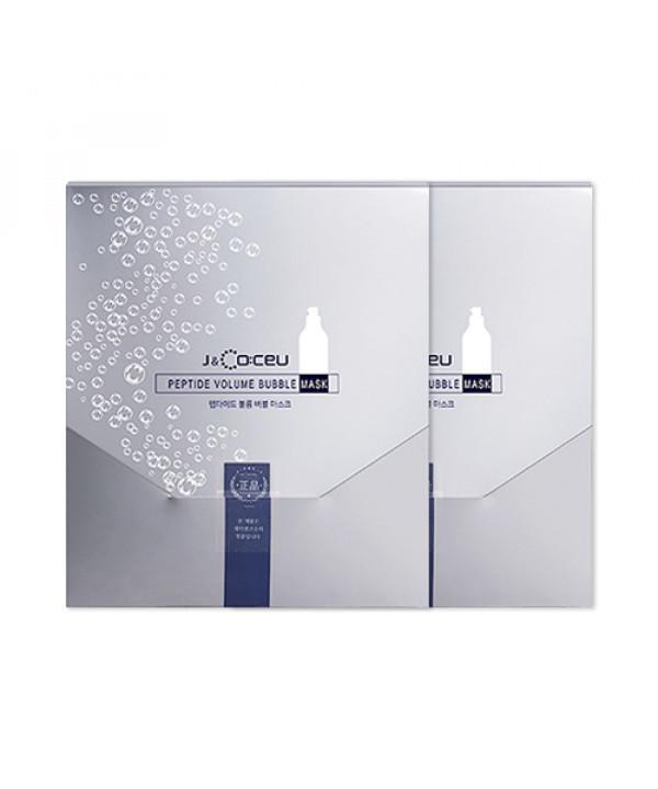 [DR.PEPTI] 1+1 Peptide Volume Bubble Mask - 1pack (7pcs)
