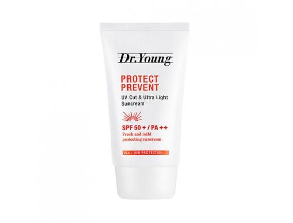 [Dr.Young] UV Cut Ultra Light Sun Cream - 50ml (SPF50+ PA++)
