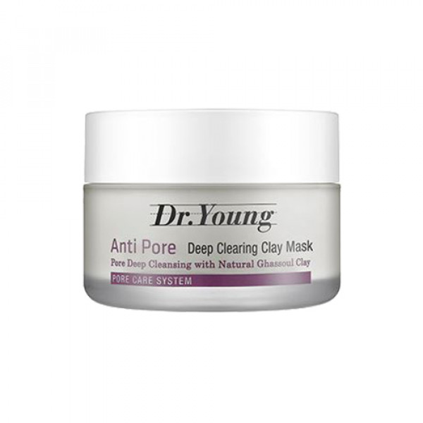 [Dr.Young] Deep Clearing Clay Mask - 65g