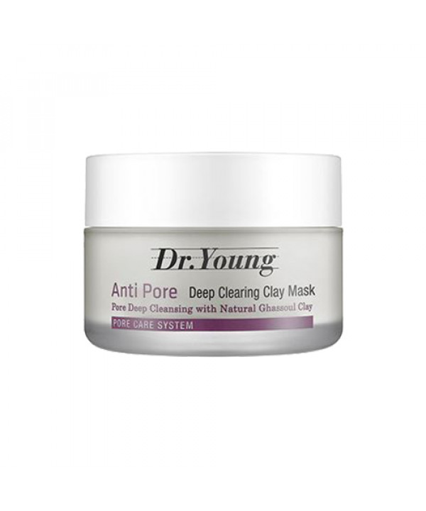 [Dr.Young_LIMITED] Deep Clearing Clay Mask - 65g (EXP 2021.04.04)