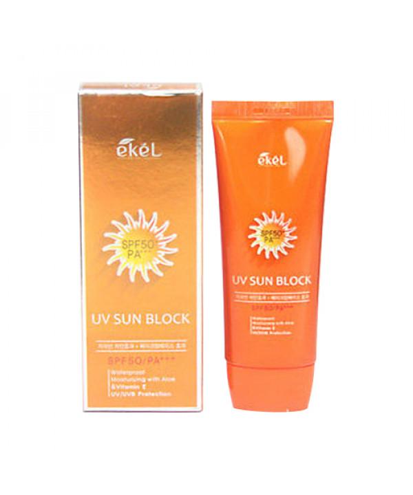 [EKEL] UV Sun Block - 70ml (SPF50 PA+++)
