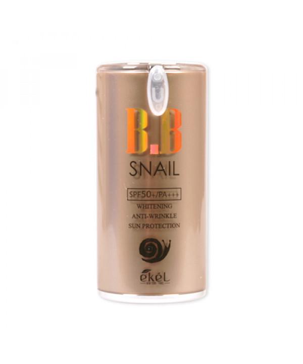 [EKEL] Snail BB Cream - 50g (SPF50+ PA+++) (Pump)