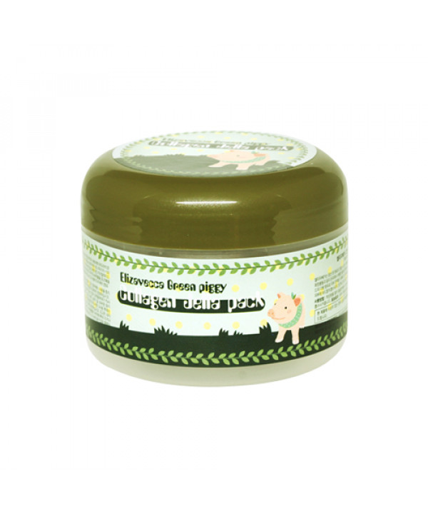 [ELIZAVECCA] Green Piggy Collagen Jella Pack - 100g
