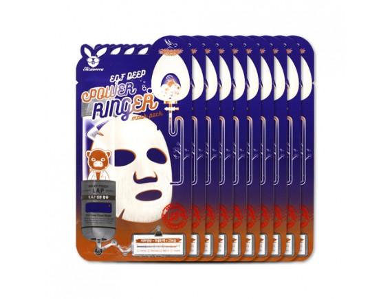 [ELIZAVECCA] EGF Deep Power Ringer Mask Pack - 1pack (10pcs)