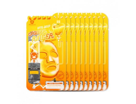 [ELIZAVECCA] Vita Deep Power Ringer Mask Pack - 1pack (10pcs)
