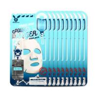 [ELIZAVECCA] Aqua Deep Power Ringer Mask Pack - 1pack (10pcs)