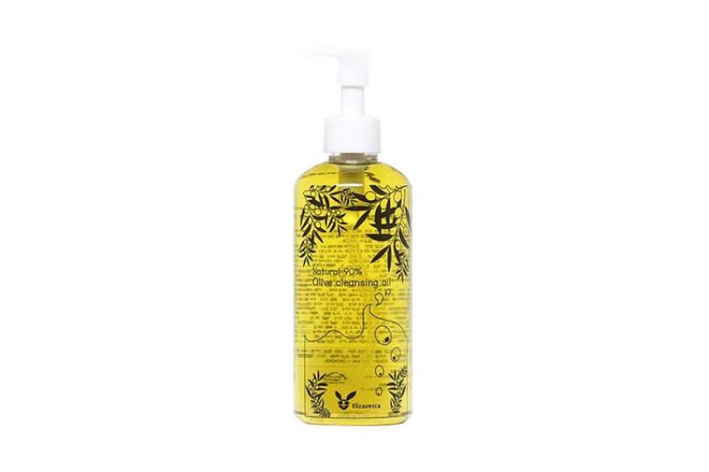 [ELIZAVECCA] Natural 90% Olive Cleansing Oil - 300ml
