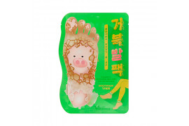 [ELIZAVECCA] Witch Piggy Hell Pore Turtles Foot Pack - 1pack (1use)