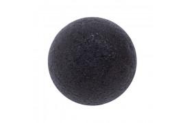 [EONNII] Natural Konjac Soft Cleansing Puff - 1pcs No.Charcoal