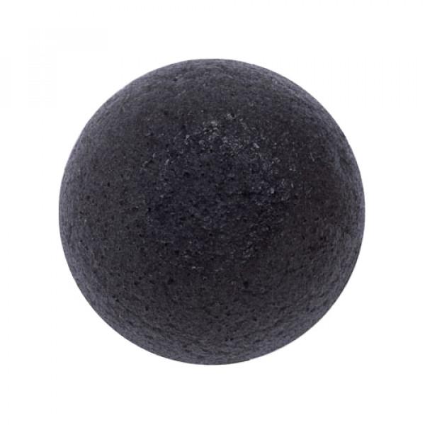 [EONNII] Natural Konjac Soft Cleansing Puff - 5pcs No.Charcoal