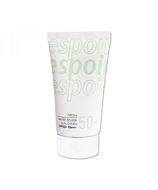 [ESPOIR] Water Splash Sun Cream Fresh - 60ml (SPF50+ PA++++)