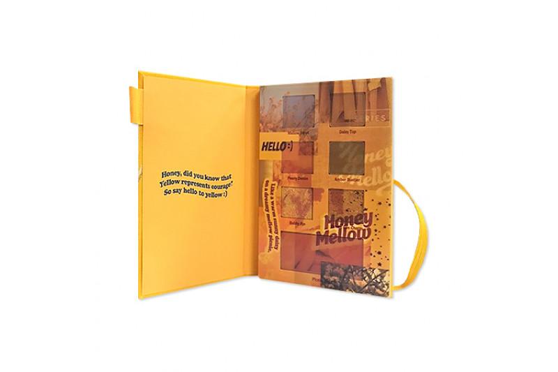 [ESPOIR] Lookbook Palette Honey Mellow (20 S/S) - 8.7g