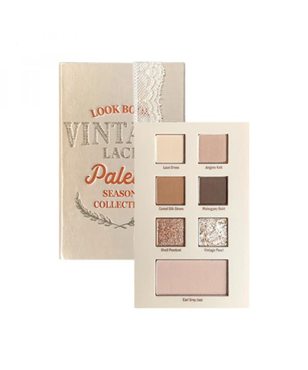 [ESPOIR] Lookbook Palette Vintage Lace (20 F/W) - 7.5g