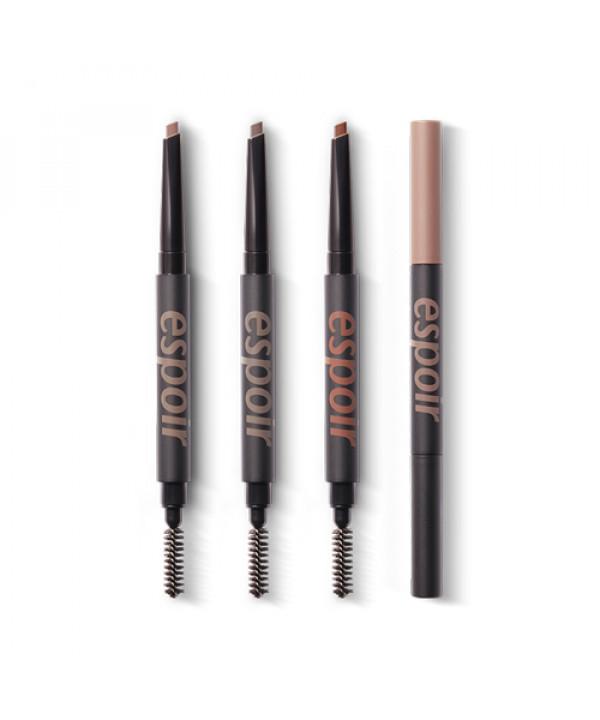 W-[ESPOIR] Simply Brow Designing Pencil - 0.18g x 10ea