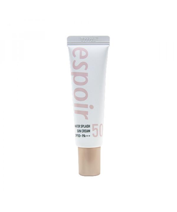 [ESPOIR_Sample] Water Splash Sun Cream Sample - 20ml (SPF50+ PA+++)