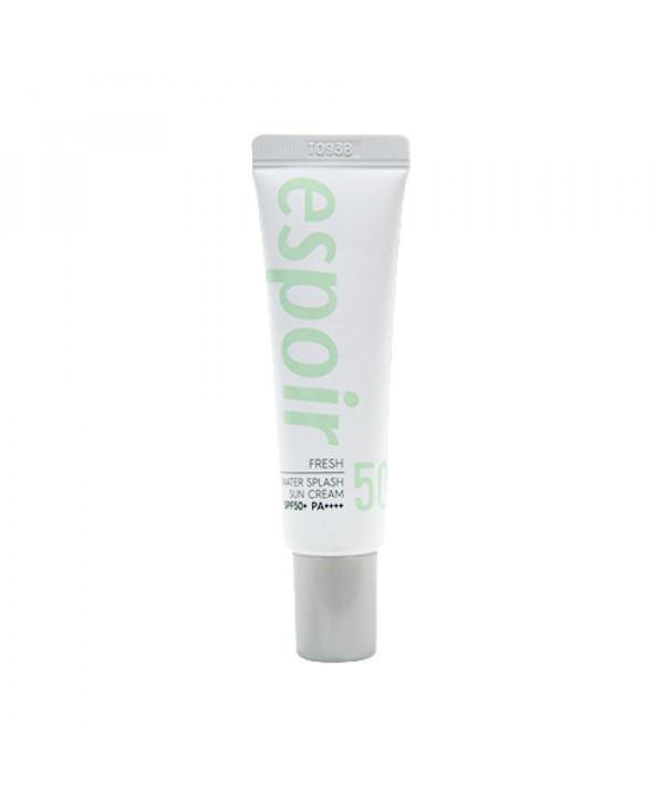 [ESPOIR_Sample] Water Splash Sun Cream Fresh Sample - 20ml (SPF50+ PA+++)